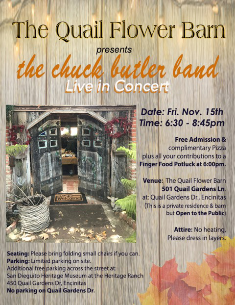 The Chuck Butler Band